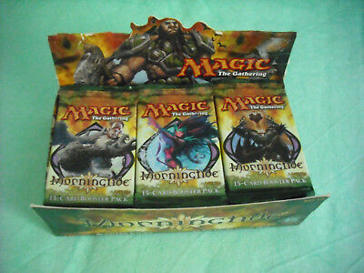 MORNINGTIDE :: 1x BOOSTER PACK :: OVP :: MagicTG :: ab 13 Jahren