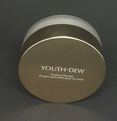 YOUTH-DEW~Perfumed Dusting Powder by Estee Lauder~28.4g~1oz~ New Without Box