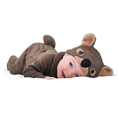 NEW Lil' wombat baby and toddler costume with hat by Lil Creatures
