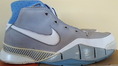 7b2d504ecd73 2006 Nike Air Zoom Kobe 1 MPLS Lakers sz.9.5 Flint Protro Force Flight Max
