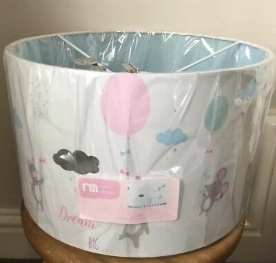 ** Brand New ** Mothercare Confetti Party Large Nursery / Bedroom  Light Shade