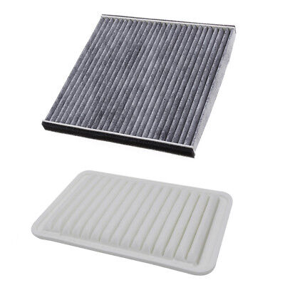 New Engine & Cabin Air Filter Combo Set for Toyota Camry 2002-2006 Sienna 2004-2