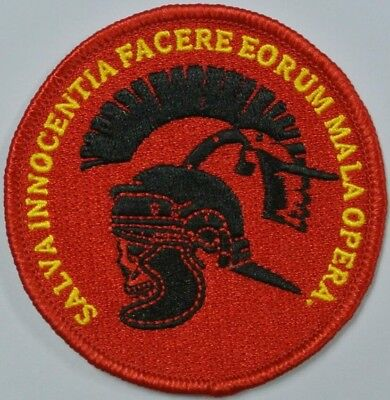 Private Military Contractors' Longhouse Patch