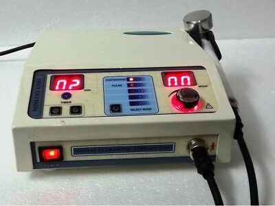 1 Mhz Ultrasound Machine Therapy Massager Ultrasonic Therapy Professional Unit
