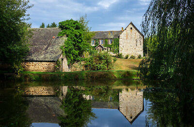 Why buy a house in France when you can buy your own village?