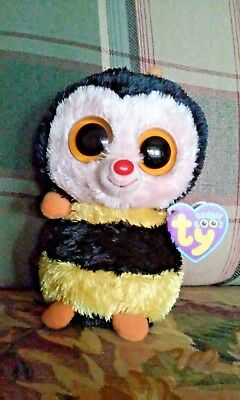 TY BEANIE BOO ~ STING the Bee 6