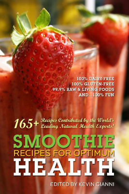 SMOOTHIE RECIPES FOR OPTIMUM HEALTH PDF ebook with Full MRR Free Shipping
