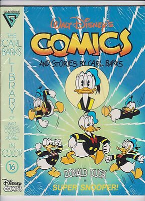 Walt Disney's Comics and Stories by Carl Barks #16 still sealed with card