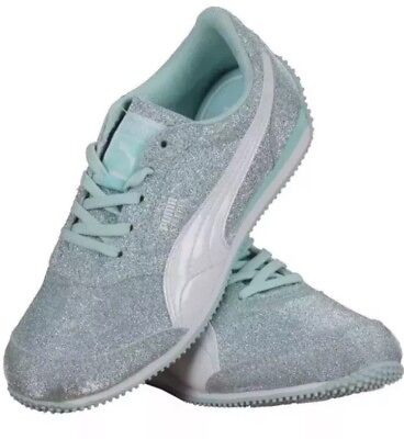 0ea166d7e7040 NEW! PUMA STEEPLE GLITZ AOG Junior size 4.5 Retail $55 - $30.00 ...