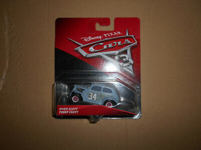 Voiture DieCast Disney PIXAR Cars 3 - River Scott