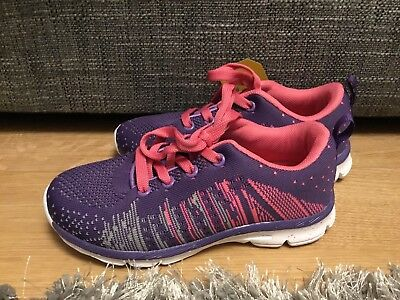 mountain warehouse Girls Trainers Size 11, New