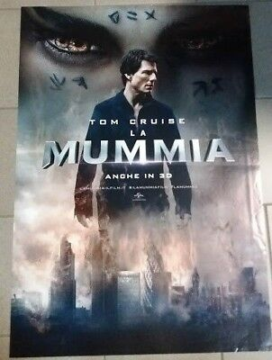 Poster Originale Film Cinema LA MUMMIA 70 x 100 cm