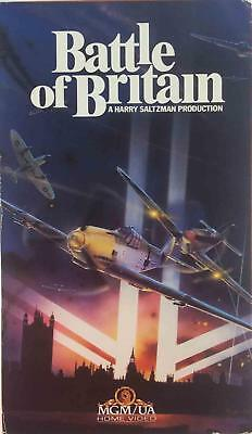 MGM VHS Battle of Britain VHS NM