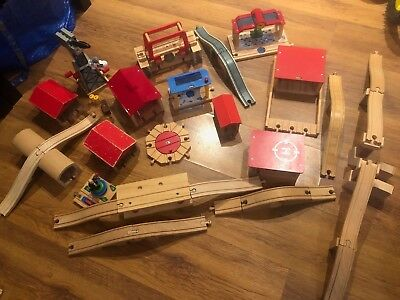 Range of Accessories for Brio / Wooden Train Track with Combined Postage