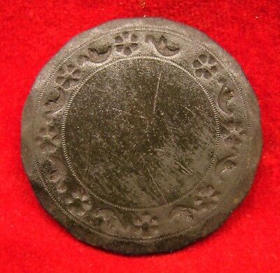 Revolutionary War / Colonial Coat Button In Great Condition. Brunswick Town Nc.