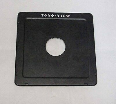 Toyo-View Lens Board - 158mm x 158mm with 39mm Opening