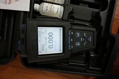 Thermo Scientific Orion Star A222 Bench Top Conductivity Meter manual A 200 case
