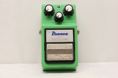 VINTAGE IBANEZ TS9 Tube Screamer Guitar Effects Pedal JRC4558D Chip