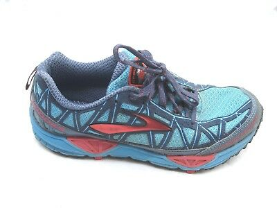 Womens Running Shoes Blue Trail Gray 8 Gore Brooks 12 Cascadia Tex q1p0pw