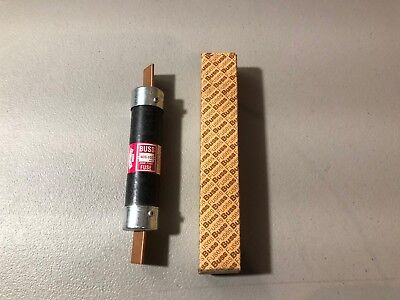 New In Box Bussmann One-Time Fuse Nos-100