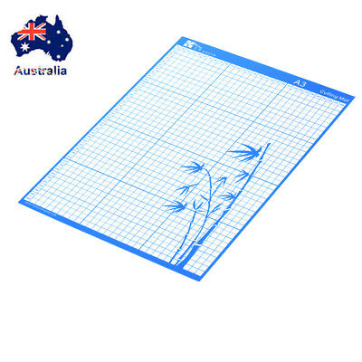 Silhouette Cameo A3 Replacement Cutting Mat 17X12in Blue Grip Surface Cut Craft