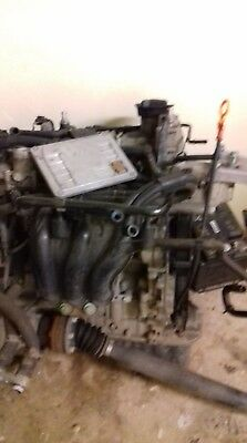 VW POLO  1.2 PETROL - SPARES OR REPAIRS COMPLETE Engine
