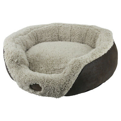 Nobby Dog Bed Oval Sota Brown, Various Sizes, New