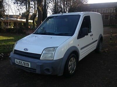 2005 Ford Transit Connect T200 Lx Tddi Swb
