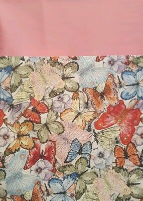 School chair bag butterfly  Free first name.  Free priority  postage.