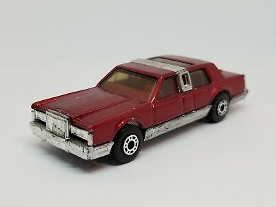 Matchbox 43 Lincoln Town Car Limo With Original Box 9 99