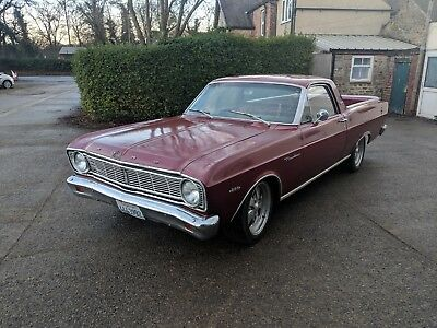 Ford Ranchero 1966 project, restoration, classic car