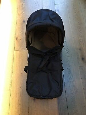 Genuine Baby Jogger Compact Carrycot (Black) Including Bag