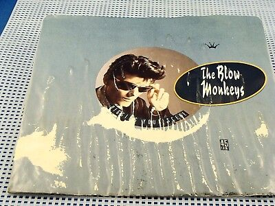 THE BLOW MONKEYS - Digging Your Scene / I Backed A Winner -NEAR MINT 1986 Canada