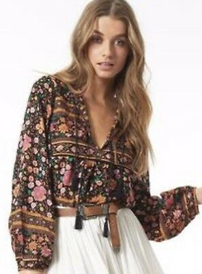 ca0afd56d SPELL and The Gypsy Collective Etienne Blouse Sienna Boho Bohemian