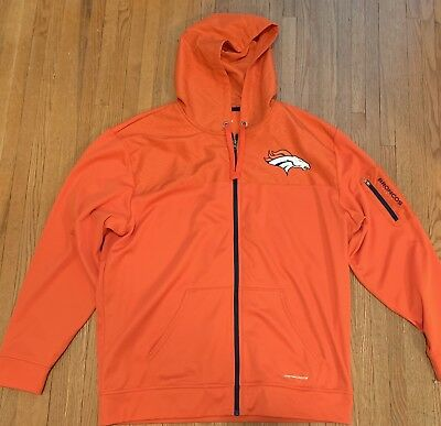 c7e9109a MAJESTIC THERMABASE WOMENS NFL Buffalo Bills Full Zip Hoodie Arm ...