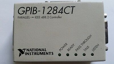 GPIB-1284CT National instruments, Parallel to IEEE 488.2 controller