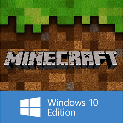 Minecraft Windows 10 Edition - PC - Download Code - Schnelle Lieferung!
