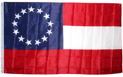 3x5 USA United States American 34 Star Stars Linear Flag 3/'x5/' Banner Grommets