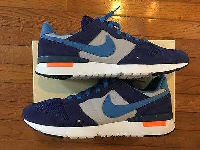 save off 8e548 31315  95 Nike Archive 83.M Sneakers Loyal Blue Star Blue Grey Deep