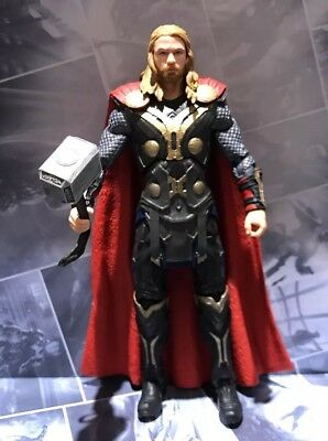 Hasbro Marvel Legends 6 Inch Avengers Thor The Dark World First Ten Years Figure