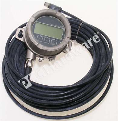Endress & Hauser FHX50 Level and Flow Measurement Remote Display 20m Cable