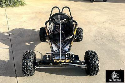 200CC 6.5HP Go Kart Dune Buggy ATV QUAD 4 Stroke Upgraded Adult/Teen/Kid Sizes