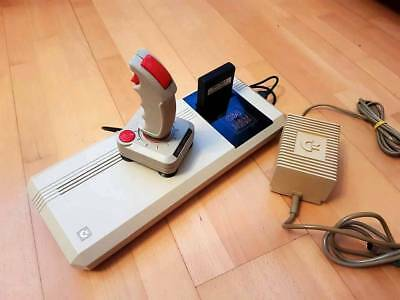 Commodore C64GS - Games System - Spielkonsole auf C64 Basis im Set - alt!