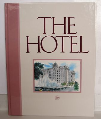 1986 1st EDITION THE HOTEL -- HOTEL UTAH - 75TH ANNIVERSARY 1911 TO 1986