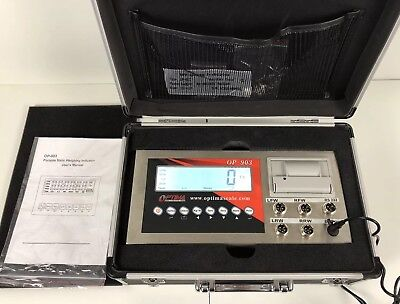Optima OP-903 Indicator for Weighing Scale - Portable Truck Scale