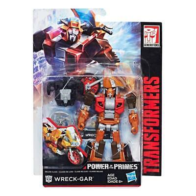 Transformers Power of the Primes Exclusive Deluxe Wreck-Gar NEW