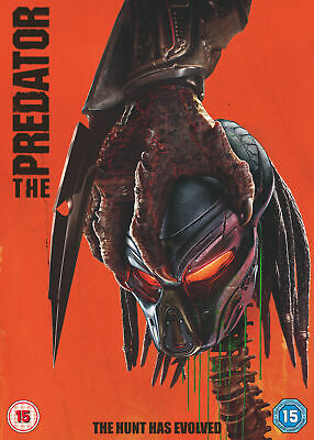 The Predator [2018] (DVD) Boyd Holbrook, Trevante Rhodes, Jacob Tremblay