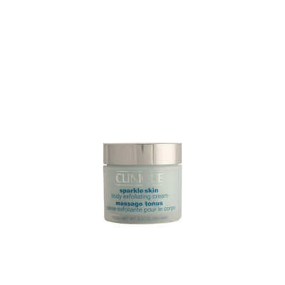 Cosmética Clinique mujer SPARKLE SKIN body exfoliating cream 250 ml