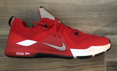 69fc9cba18a8 Nike Ohio State Buckeyes Zoom Train Command College Shoes AO4397-661 Size 11