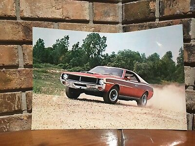 1970 Amc American Motors Javelin Sst Proving Grounds Wis. 12X18 Photo Poster